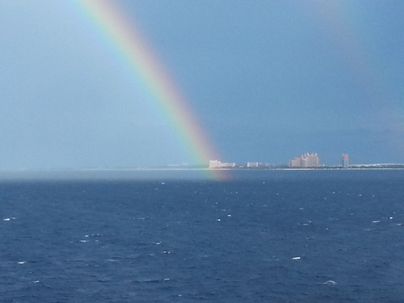 Atlantis at the end of the rainbow